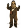 Chewbacca Super Deluxe Child Medium